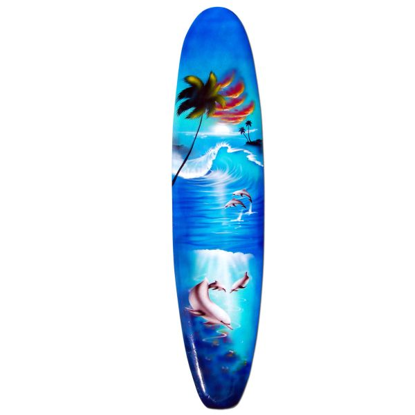 20 Longboard Surfboard Airbrush Pictures And Ideas On Meta Networks