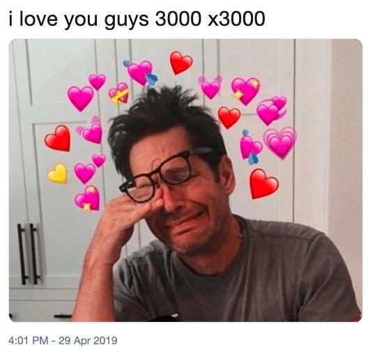 18 Heartbreaking 'I Love You 3000' Memes (*Spoilers*) - Feels Gallery | eBaum's World