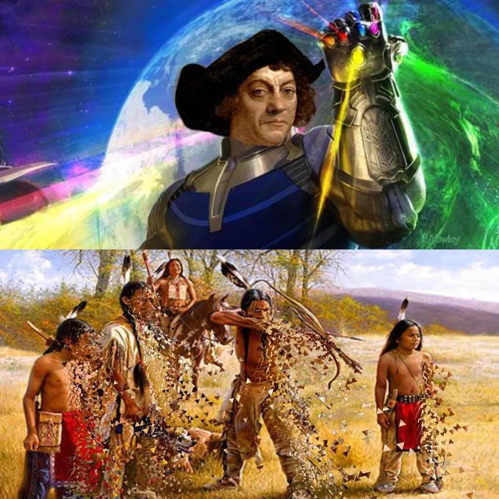 Historically Accurate Columbus Day Memes 31 Images