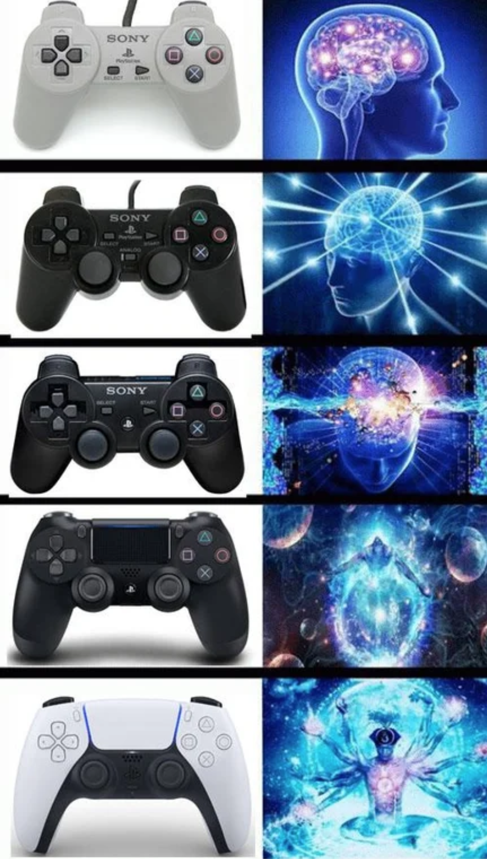 Xbox Is Better Than Playstation Memes : better, playstation, memes, PlayStation, Controller, Memes, Around, Funny, Gallery