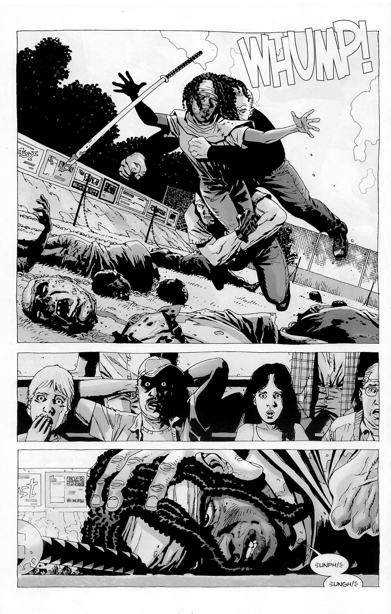 The Walking Dead Tome 31 : walking, Walking, Gallery