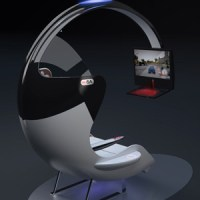 future airplane gaming chair 2 - Picture | eBaum's World