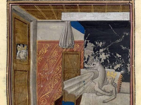 Bizarre In Medieval Art - Ebaum' World