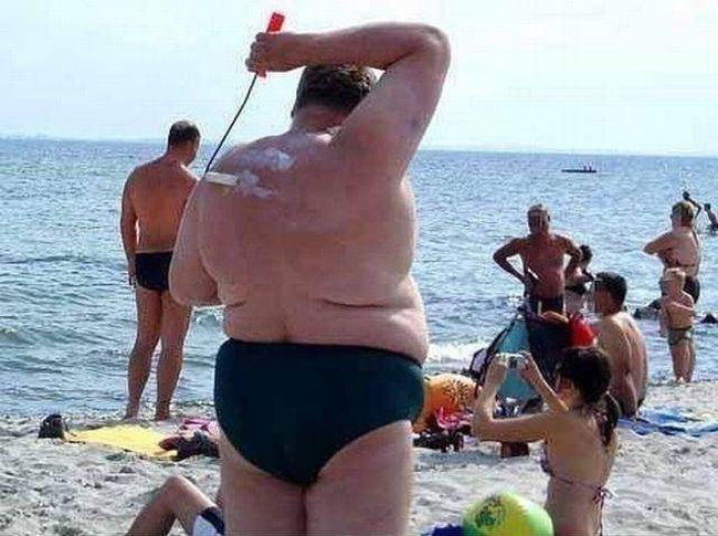 Image result for beach fails