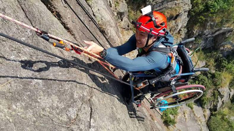 4 wheel mountain climber