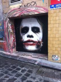 Amazing Joker Graffiti - Ebaum' World