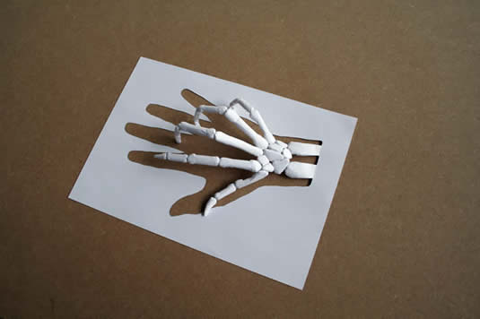 cool paper cut outs