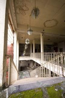 Abandoned Resorts Catskills NY