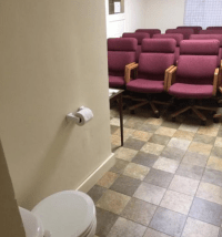 16 Weird Bathrooms That Put You In Awkward Situations ...