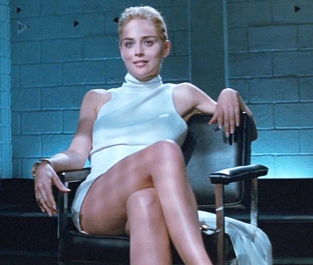 In Basic Instinct Sharon Stones Character Catherine Tramell Uses Her Sex Appeal To