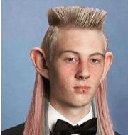 terrible haircuts crazy