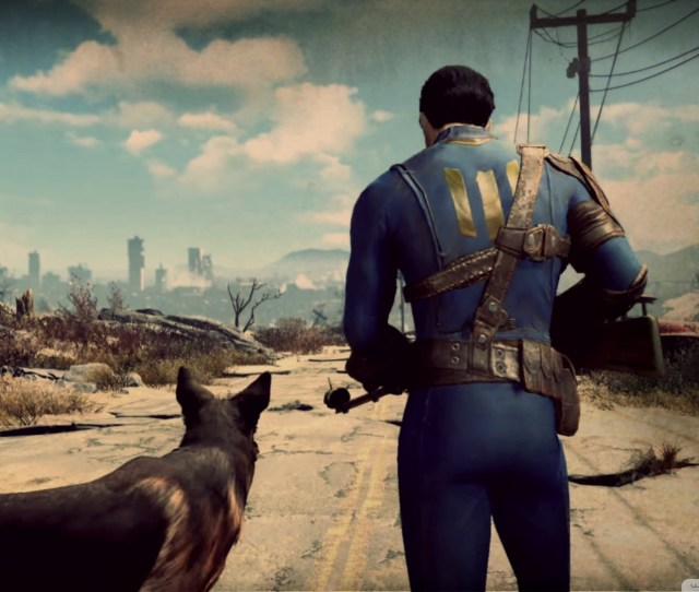 32 34 Fallout Wallpapers For Your Leisure