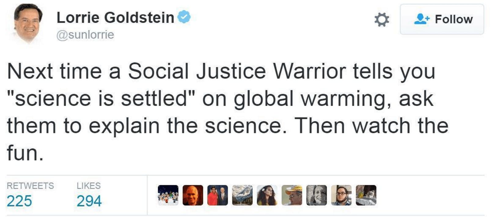 social justice fail
