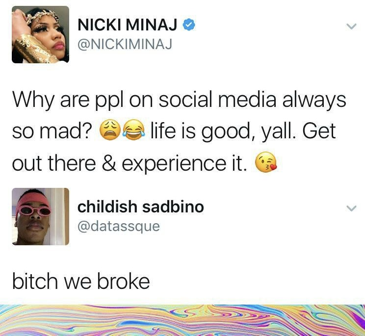 bitch we broke