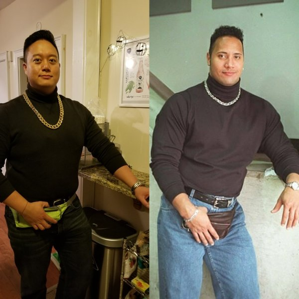 Dwayne Johnson Fanny Pack Meme Imgurl