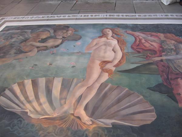 Sidewalk Chalk Art - Ebaum' World