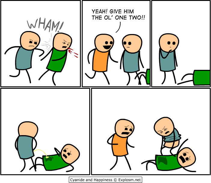 cyanide and happiness gallery
