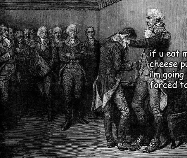 Of The Best George Washington Memes