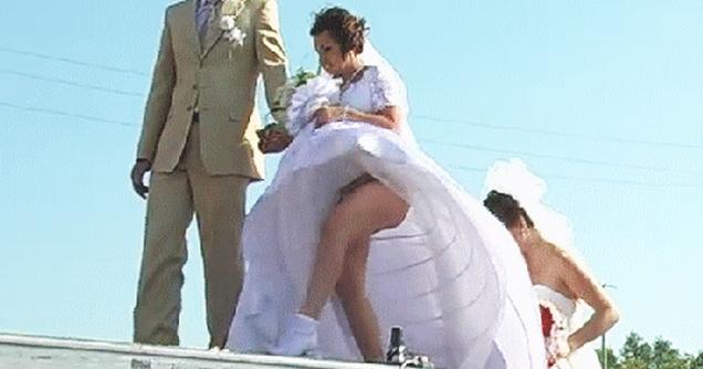 25 Wedding Fail GIFs - Gallery