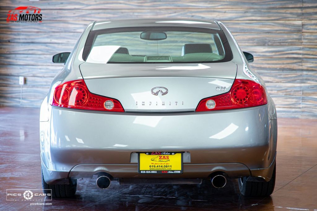 2005 used infiniti g35 coupe 2dr coupe automatic at zas motors serving san diego ca iid 20695467
