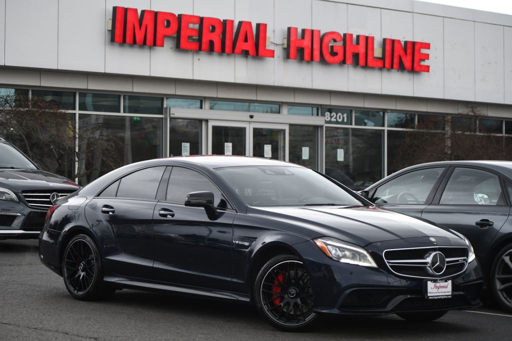 See pictures and learn about the specs, features and history of mercedes benz car models. 2017 Used Mercedes Benz Amg Cls 63 S 4matic Coupe At Imperial Highline Serving Dc Maryland Virginia Va Iid 20677133