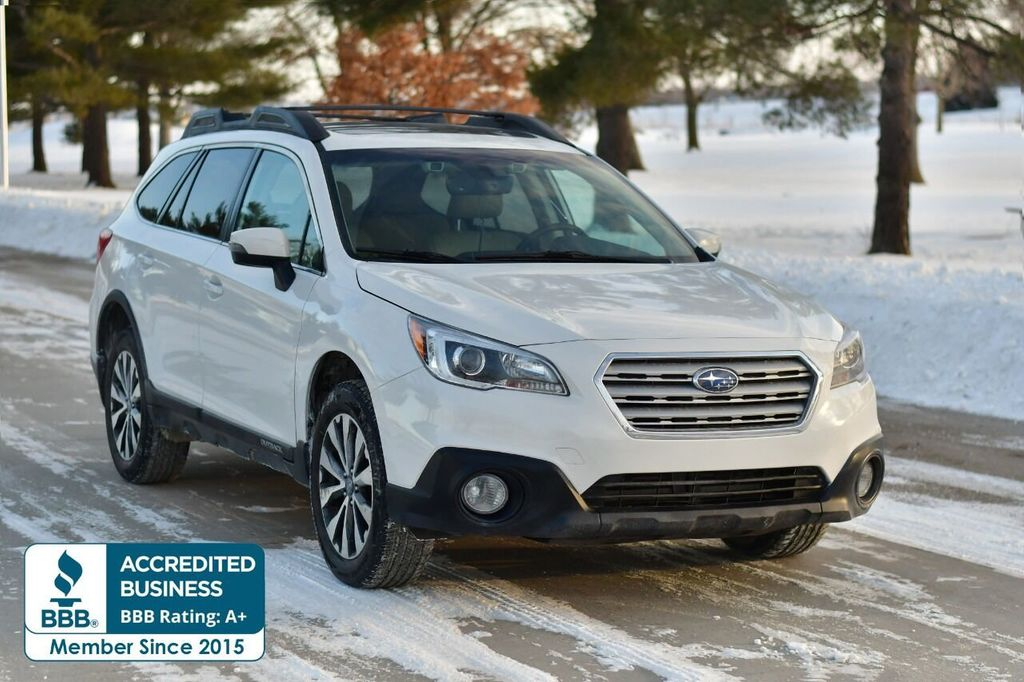 2017 used subaru outback 3 6r limited at unisell auto serving bellevue ne iid 20605861