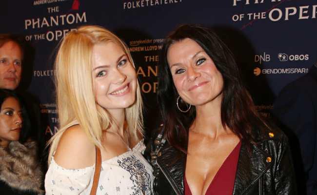 Katrine Moholts Datter Avslører Forhold Til Skal Vi Danse