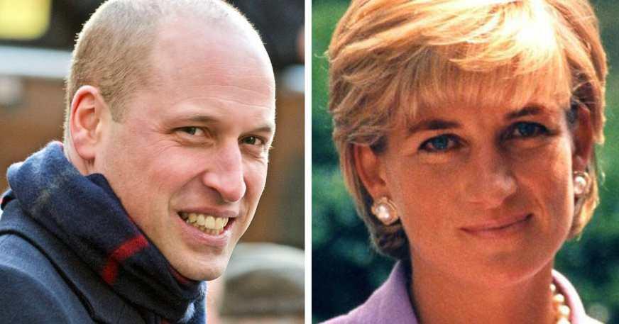 Prins William åbner op om følelserne efter Dianas død – så ...