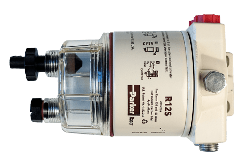small resolution of water fuel filter