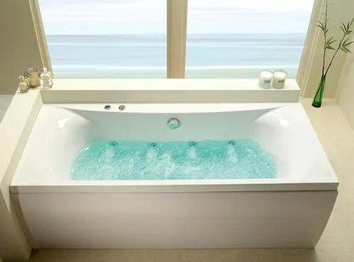 Carron Alpha 1800 X 800 Double Ended Whirlpool Bath