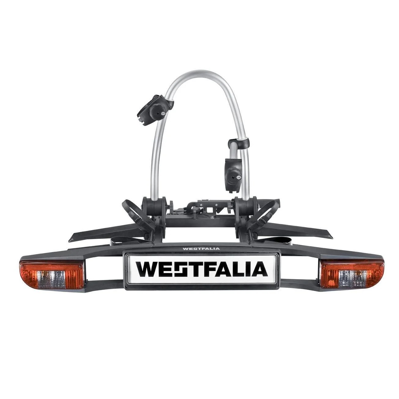 Westfalia Portilo Towbar Mounted Folding 2 Bike Cycle Carrier