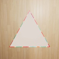 Triangle - 20cm Lampshade Diffuser