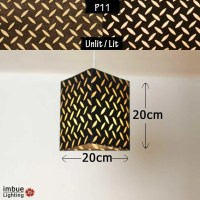 Triangle Lamp Shades
