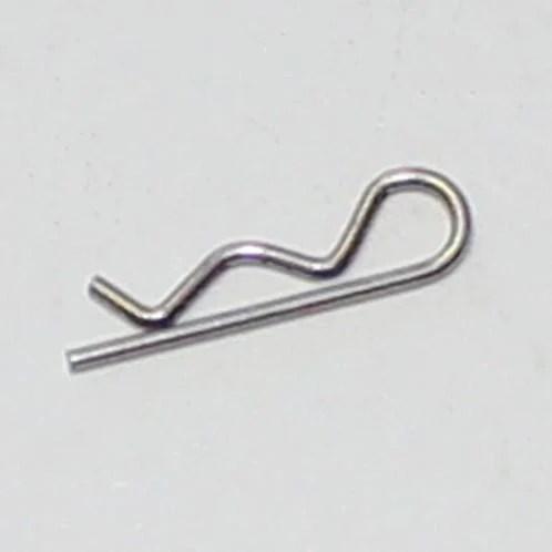 R-CLIP: SMALL (6mm)