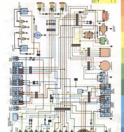kawasaki z1 z1a 900 1973 1974 wiring diagram [ 976 x 1495 Pixel ]