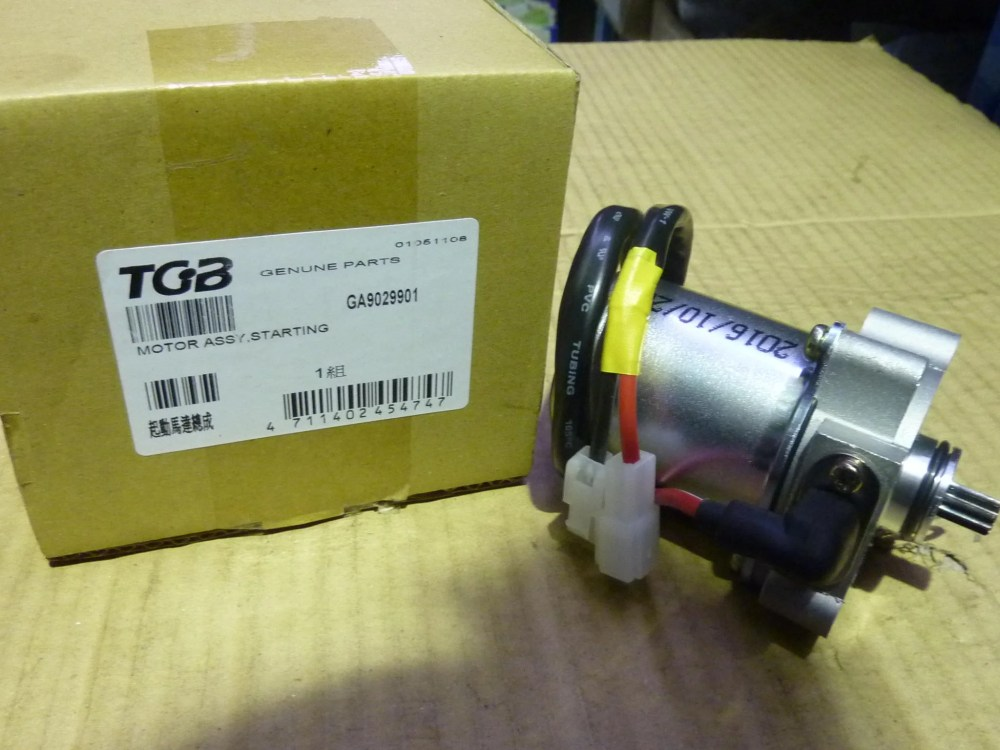 medium resolution of ga9029901 motor starter tgb 202 303r hawk 50cc r50x ninja engine diagram tgb 50cc engine diagram