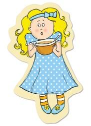 goldilocks characters fairytale clipart fairy three clip bear character porridge head finschi tail oriolus godmother tales cliparts mario sound 70cm