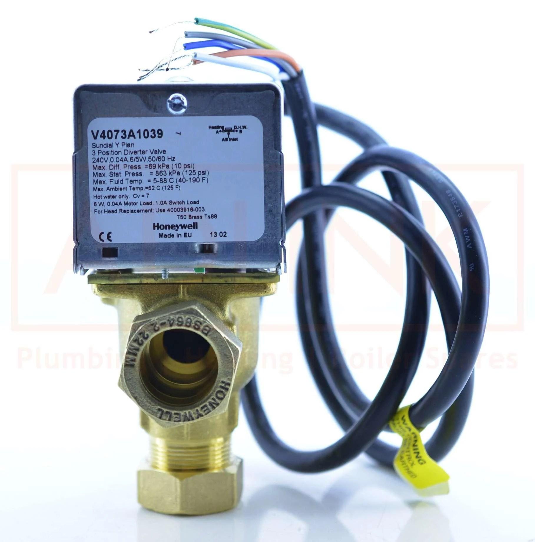 3 way diverter valve wiring diagram warm front honeywell motor impremedia
