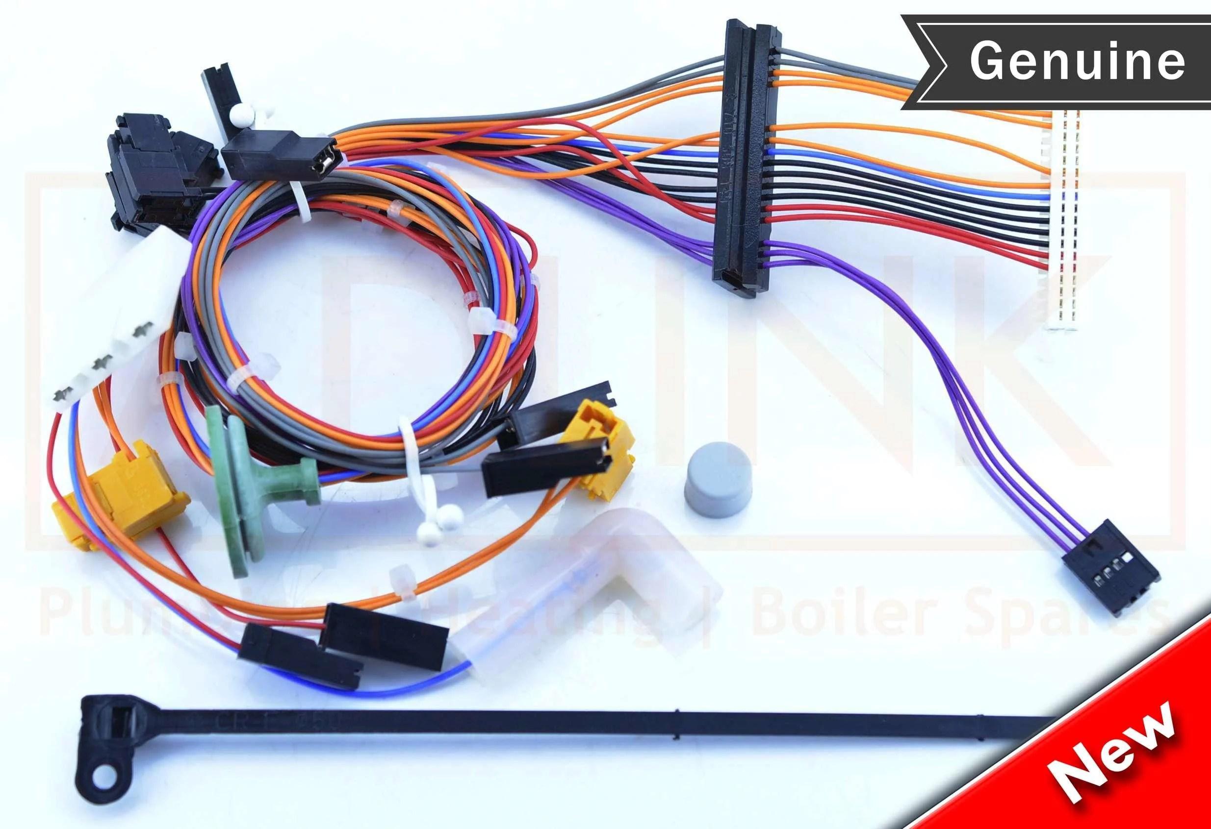 worcester bosch greenstar wiring diagram boat dual battery 25 30 r25 r30 he combi harness