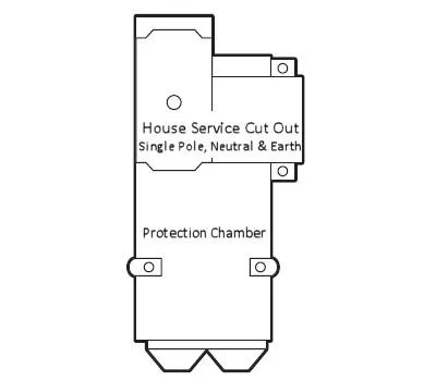 House Service Cut Outs