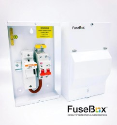 sf0100 fusebox metal clad fused mains switch isolator 100a 1p n inc 63a 80a 100a fuses [ 1374 x 1600 Pixel ]