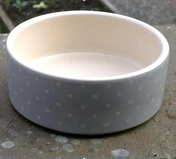 Small Ceramic Dog Bowls Dogs