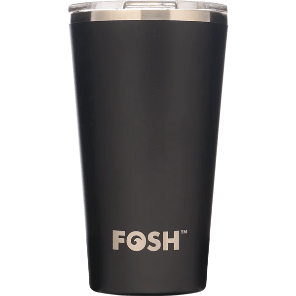 orca black travel mug