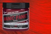 pillarbox red manic panic high