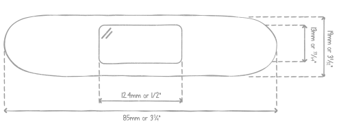 small resolution of size strip diagram 01 png