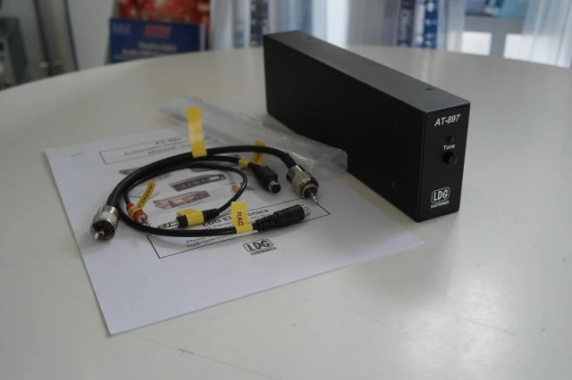 Second Hand LDG AT-897 Automatic Antenna Tuner for the FT-897 1