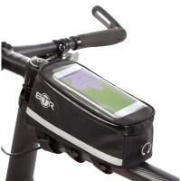 Bicycle Mobile Phone Holder Bike Bag with Waterproof Phone ...