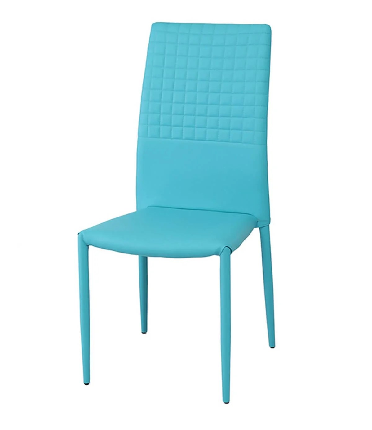 Aqua Dining Chairs Pack Of 4 Square Aqua Dining Chairs