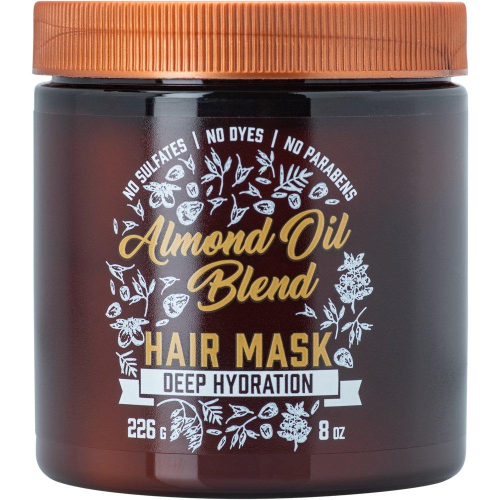 Almond Oil Blend Hair Mask – eCosmetics: All Major Brands ...