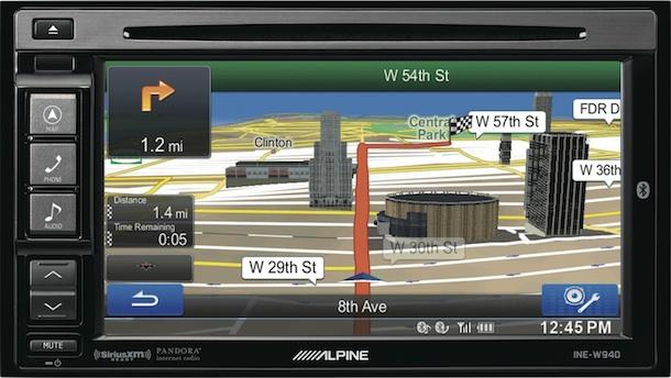 Sony Sound Bar Wiring Diagram Alpine Ine W927hd And W940 Navigation Head Units